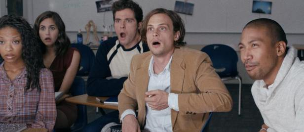 Image result for matthew gray gubler the learning curve
