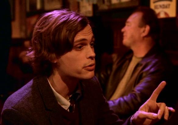 """Summer With Spencer: Criminal Minds Episodes 2:14 &15 """"The Big Game"""