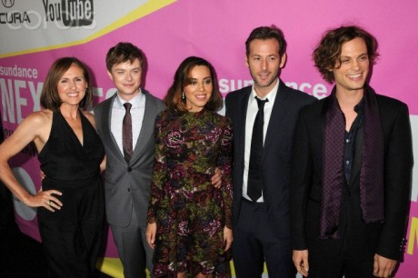 """""""Life After Beth"""" Los Angeles Premiere at Sundance NextFest 2014"""